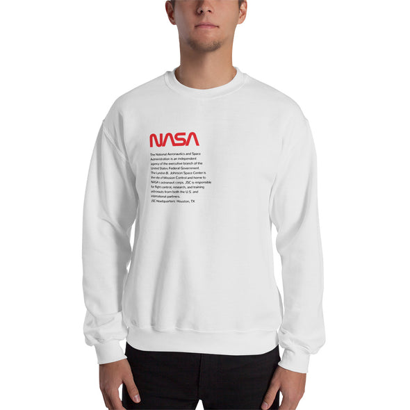NASA JSC Sweatshirt