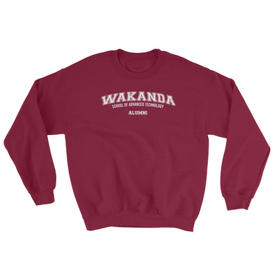 Wakanda - School of Advanced Technology Sweatshirt