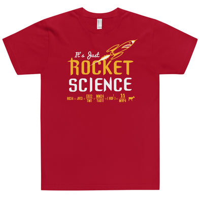 It's Just Rocket Science GOAT T-Shirt