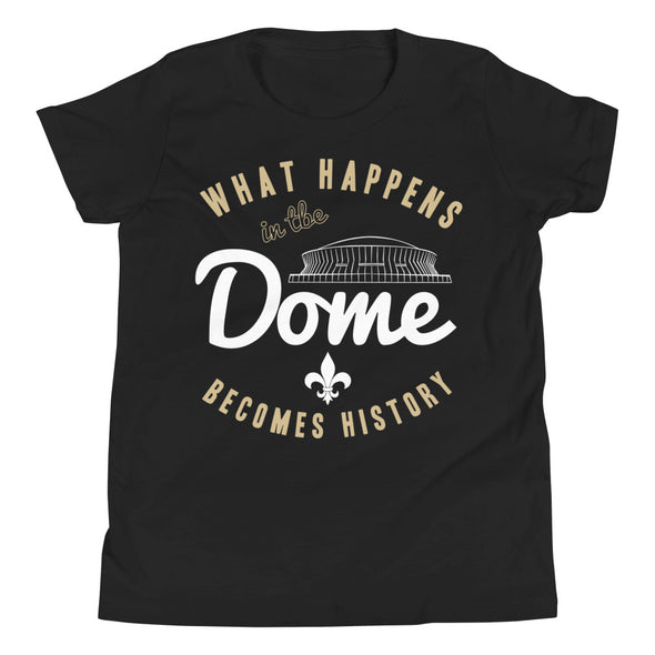 DOME History Youth T-Shirt (New Orleans)