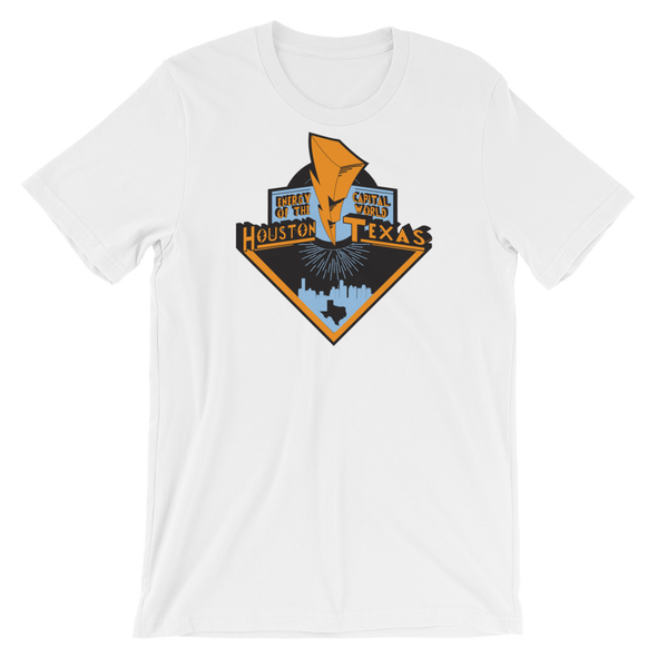 City of Energy Unisex T-Shirt