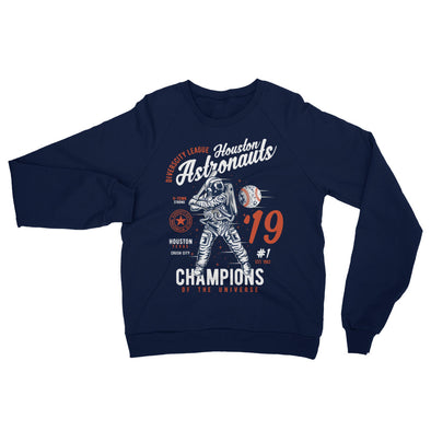 Champions of the Universe California Fleece Raglan Sweatshirt