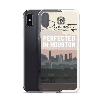 Diverscity Clothing Co. iPhone Case