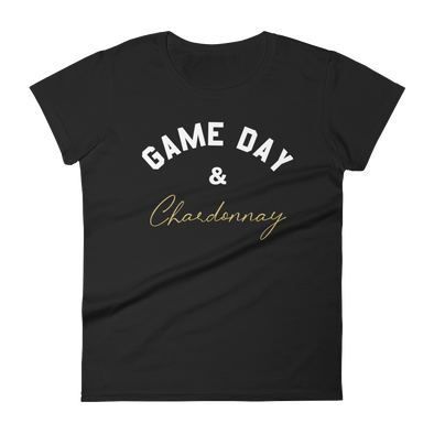 Game Day & Chardonnay