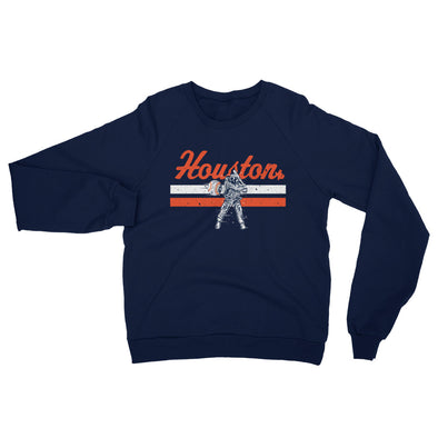 HTX Baseball California Fleece Raglan Sweatshirt