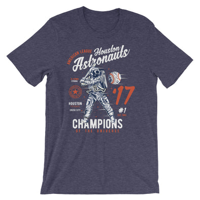 Champions of the Universe! (heather midnight navy)