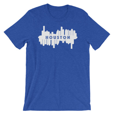 HTX City Views Unisex T-Shirt