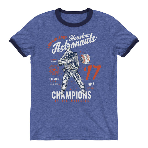 Champions of the Universe Roster Ringer T-Shirt