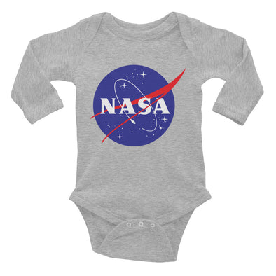 NASA Infant Long Sleeve Bodysuit
