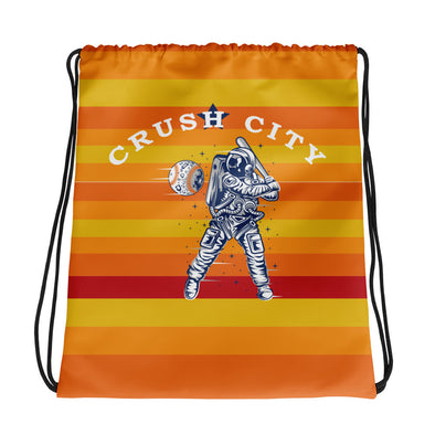Crush City Astros Drawstring bag