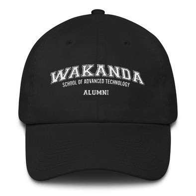 Wakanda - School of Advanced Technology Dad Hat