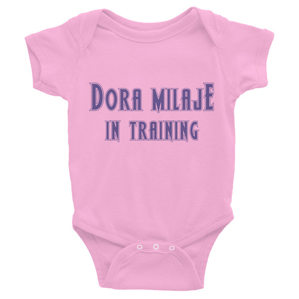 Dora Milaje In Training Infant Bodysuit