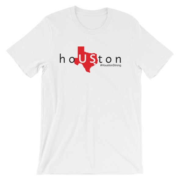 """Houston Strong"" Tee! 100% of profits will go to ""Houston Flood Relief Fund"""
