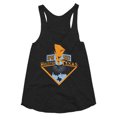 City of Energy Women's Tri-Blend Racerback Tank