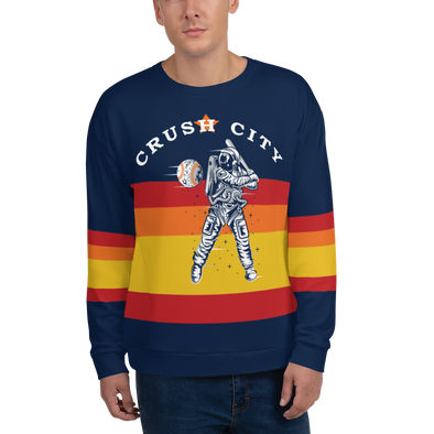 Crush City Rainbow Unisex Sweatshirt