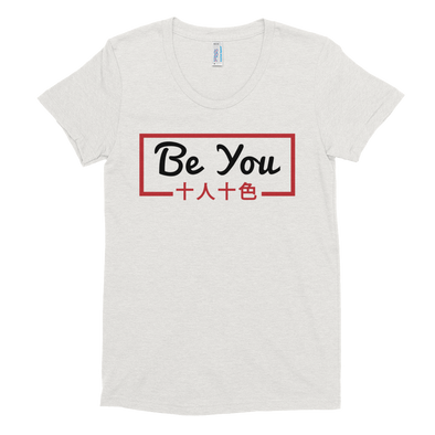 BE YOU Women's Crew Neck T-shirt