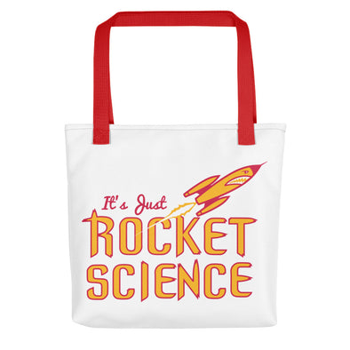 It's Just Rocket Science Tote bag