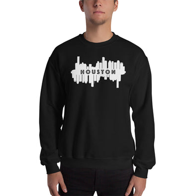 HTX City Views Unisex Sweatshirt
