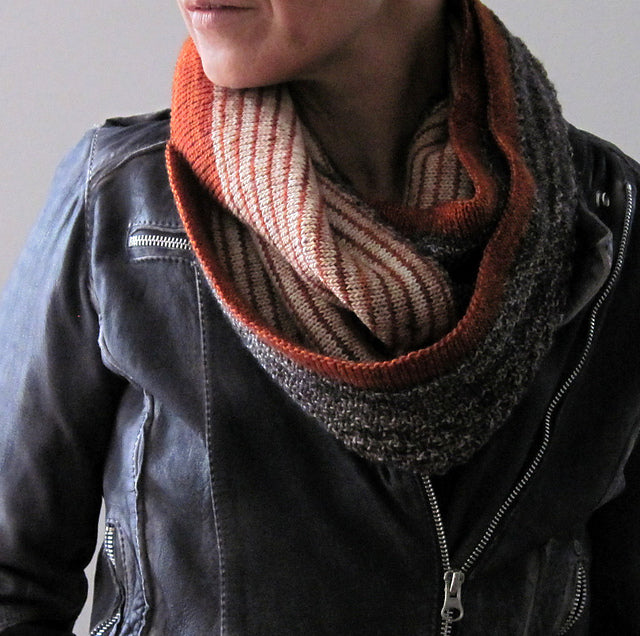 Beloved Berlin Cowl Kit {yarn only}