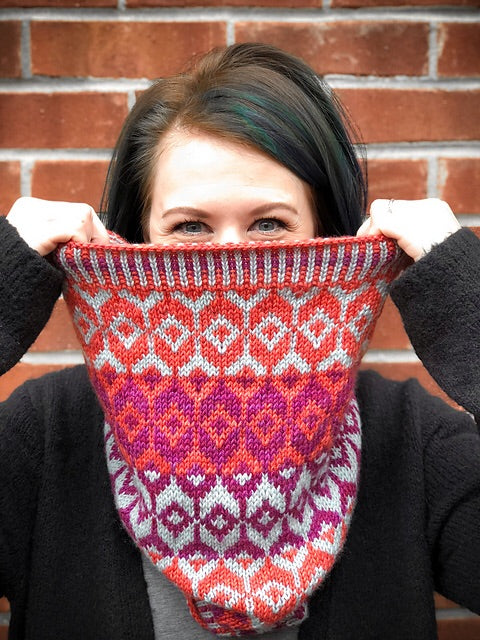Tapetis Cowl Kit (Yarn Only)