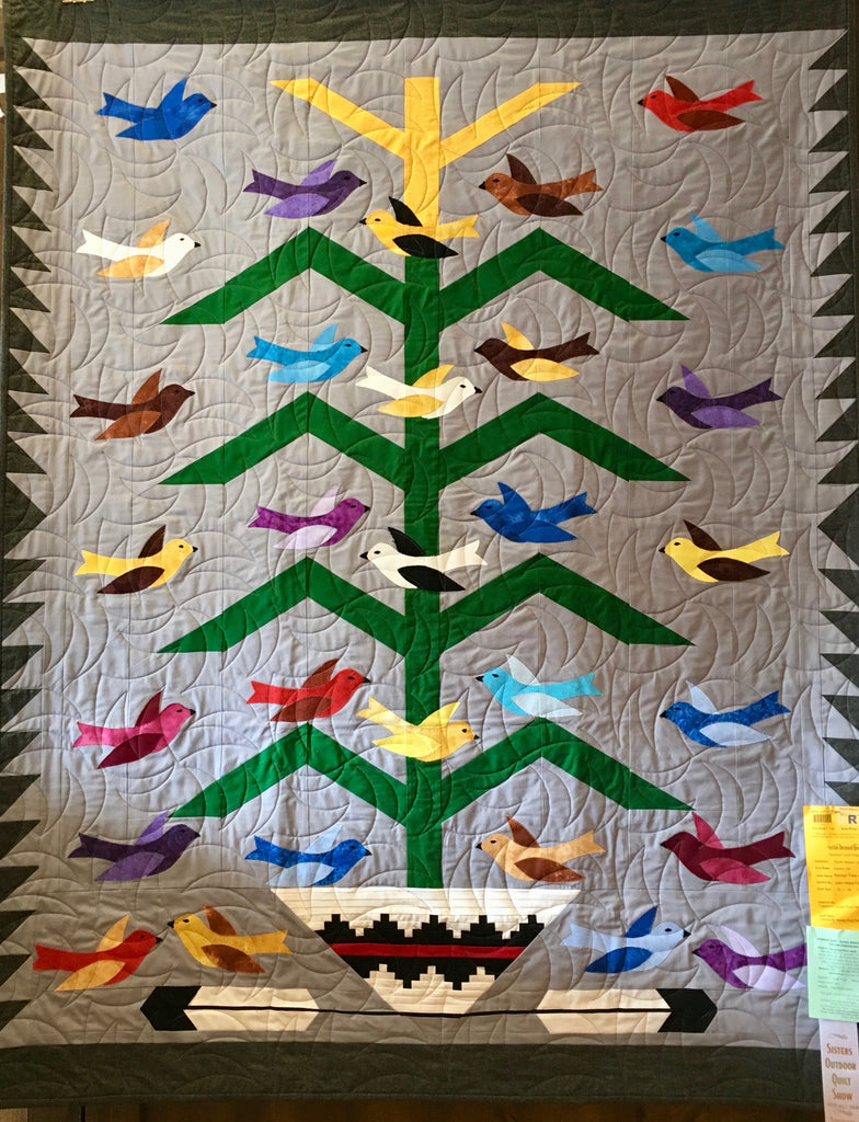 Traditional Textiles and the Navajo Tree of Life