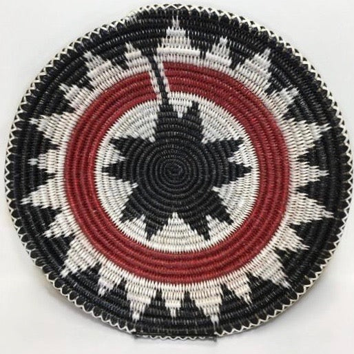 Navajo Basket at Raven Makes Gallery
