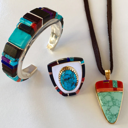 Sonwai Collection, First Market Collector Pieces, at Raven Makes Gallery; Sowai Jewelry at Raven Makes Gallery