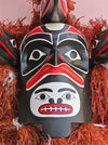 Pacific Coast Mask at Raven Makes Gallery in Sisters, Oregon