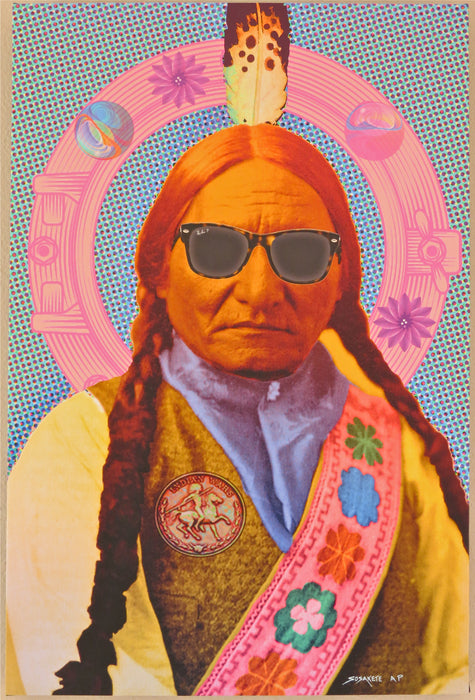 Shades of Sitting Bull, by Roger Perkins