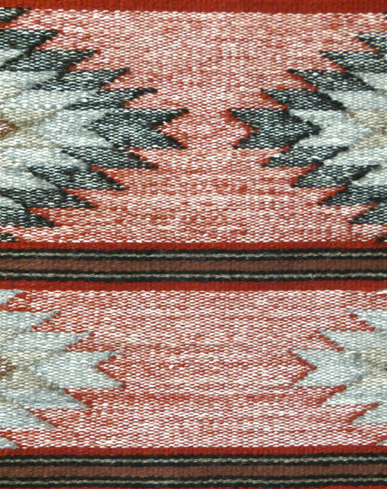 Navajo Rug, Chinle Double Weave, by Long Hair