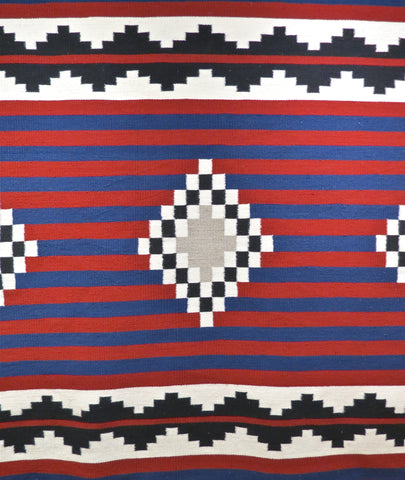 Navajo Rug, Chief Blanket