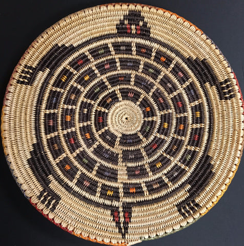 Navajo Turtle Basket, by Peggy Black