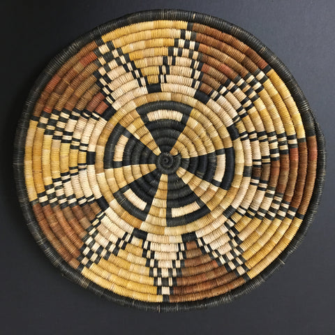 Hopi Ten-Petal Basket