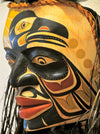 Pacific Northwest Coast Mask