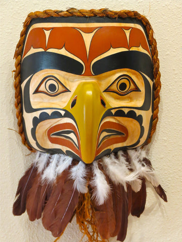 Eagle Mask, by Randy Stiglitz