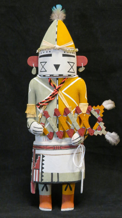 Hopi Kachina Doll, at Raven Makes Gallery