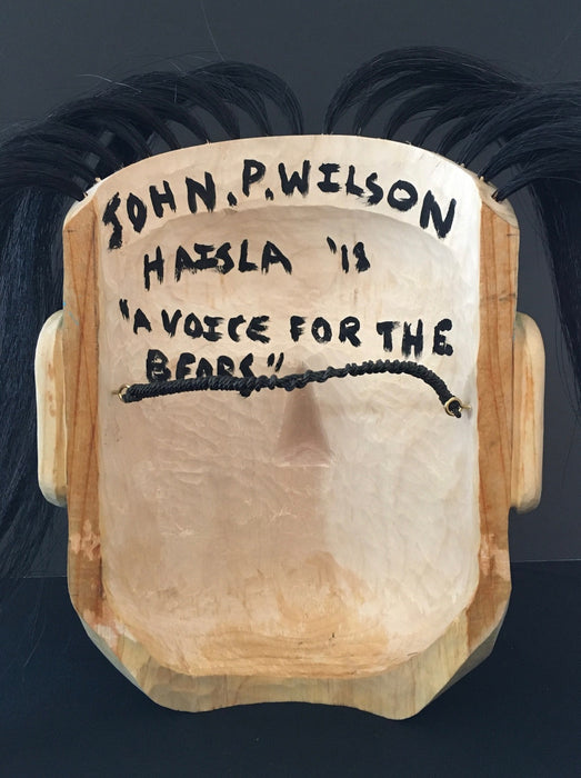 A Voice for the Bears Mask, by John P. Wilson