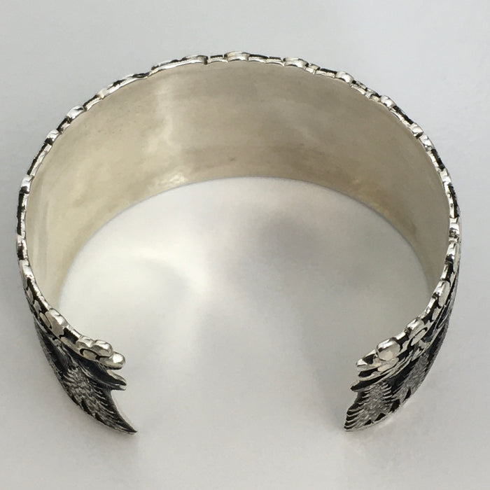Hopi Silver Jewelry at Raven Makes Gallery