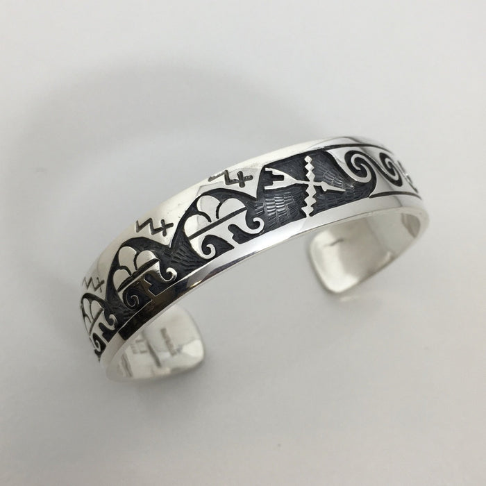 Hopi Silver Jewelry, at Raven Makes Gallery, American Indian Jewelry