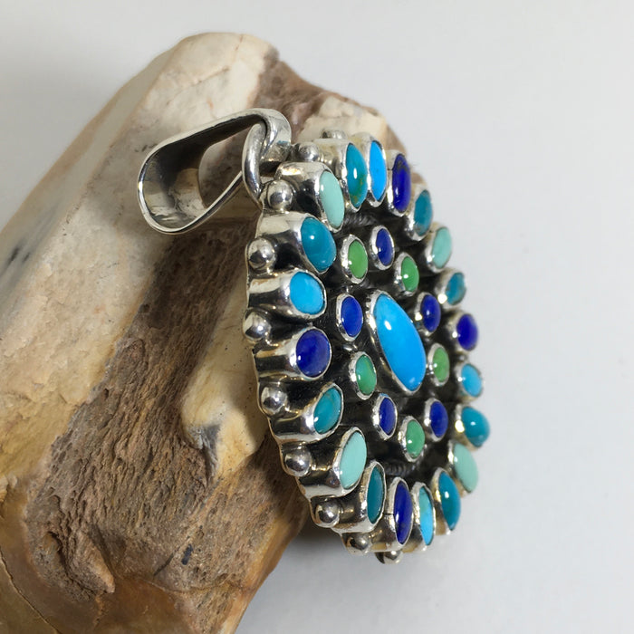 Navajo Jewelry at Raven Makes Gallery
