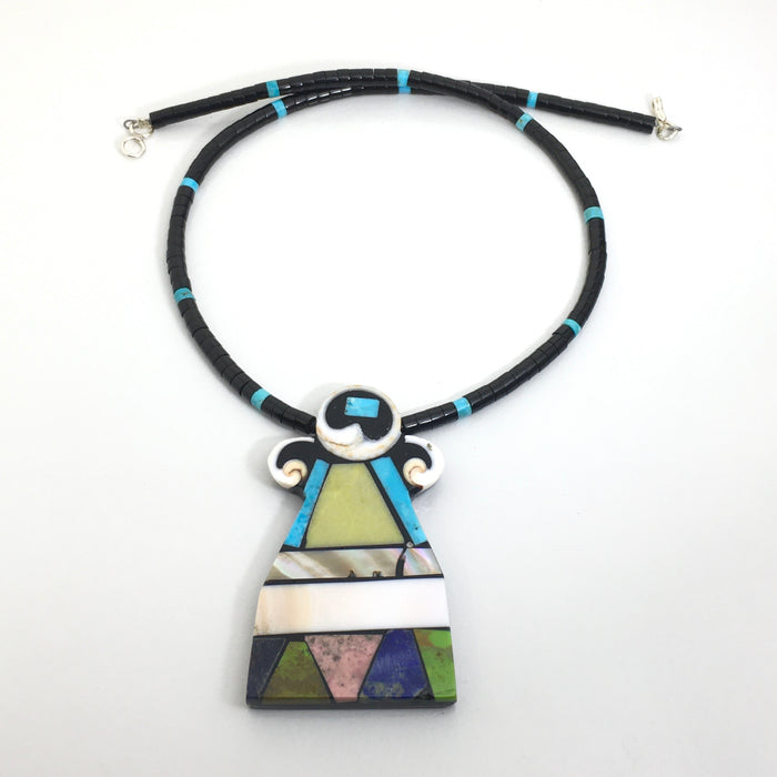 Mary Tafoya Native American Jewelry