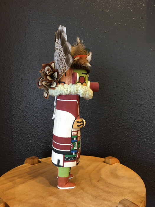 Hopi Kachina Dolls at Raven Makes Gallery