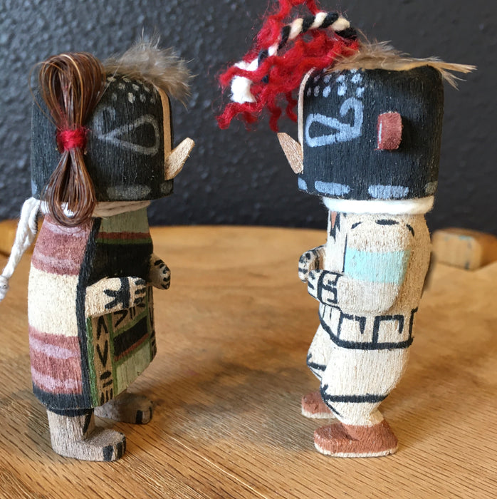Hopi Kachina at Raven Makes Gallery