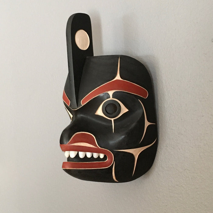 Orca Mask, by David Boxley