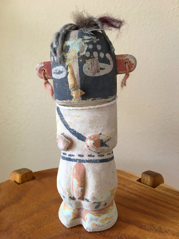 Kokopelli Kachina Doll, by Ferris Satala