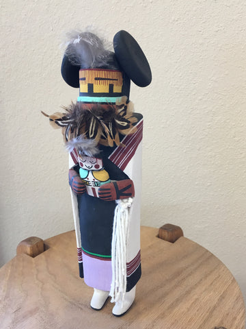 Hopi Kachina Doll, by Marty Nalia