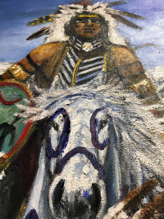 Water Protector, by Raymond Nordwall