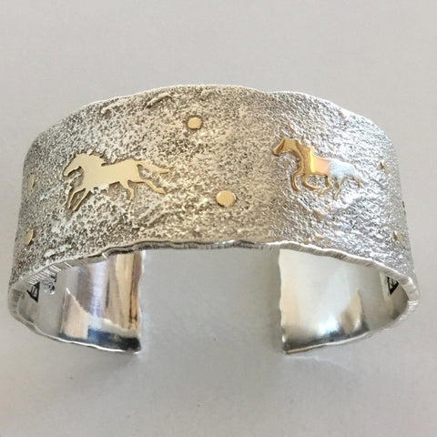 Inner Beauty Storyteller Cuff Bracelet, by Cody Hunter
