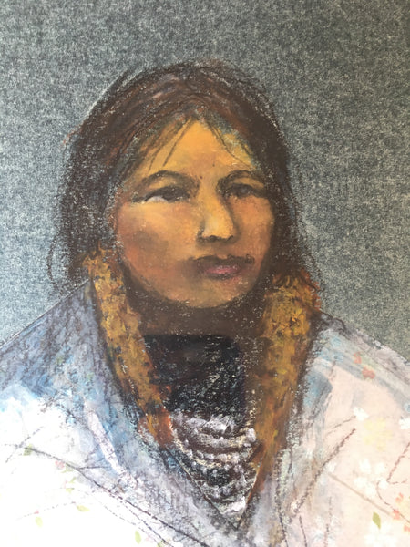Native Beauty, by Raymond Nordwall