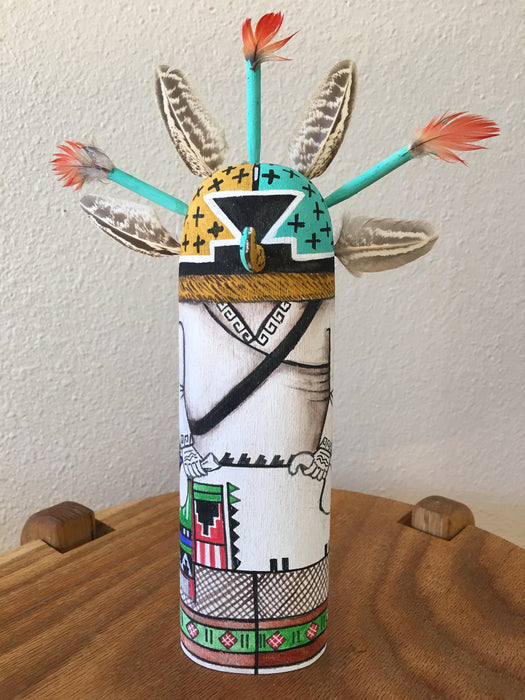 Ahöla, Chief Kachina Wall Doll, by Wilmer Kaye